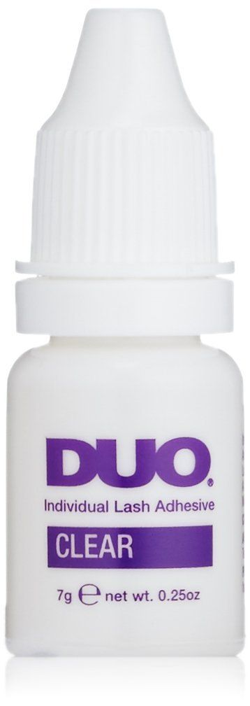 Duo Individual Lash Adhesive, Clear, 0.25 Ounce >>> Check out the image by visiting the link.