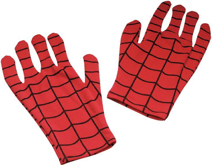 costume accessory: spiderman gloves comic Case of 2