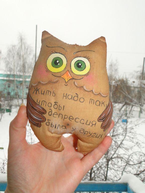 Мои новенькие кофейные игрушки - Рукоделие - Babyblog.ru