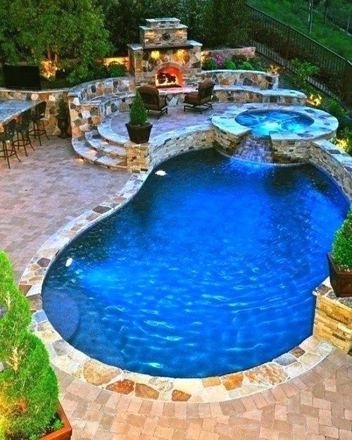 Free Landscape Pool Design Software Pools Backyard Inground Backyard Pool Small Pool Design