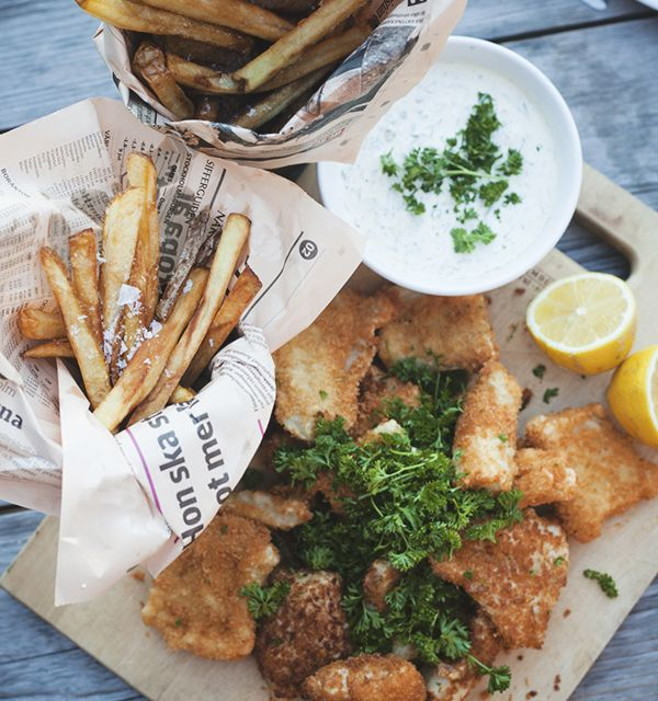 The Best Fish and Chips Ever