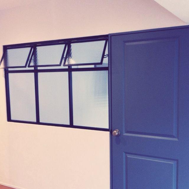 「ドア」 「アイアン窓」 「リノベーション」 「Overview」 が写っているOHARUさんのインテリア実例写真を紹介します。2014-06-21 23:30:03に撮影されました。