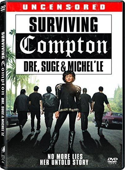 Curtis Hamilton & Jamie Kennedy & Janice Cooke-Surviving Compton: Dre, Suge & Michel'le