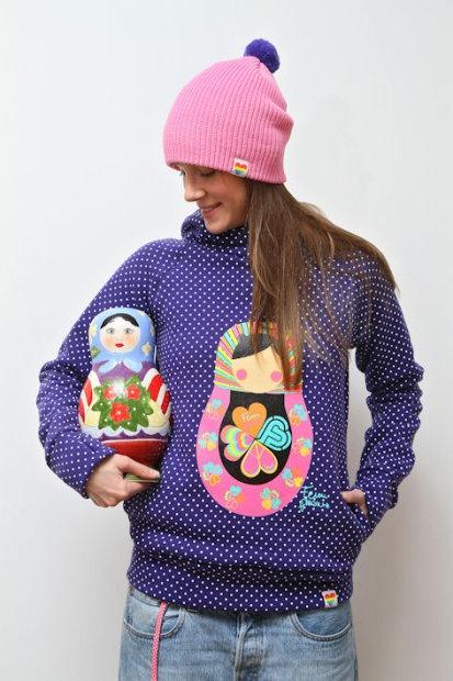 My Femi Pleasure hoodie <3