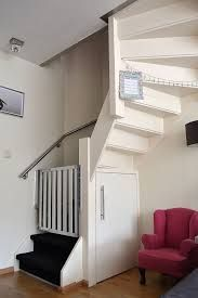 onderkant trap in woonkamer bij verzetten muur