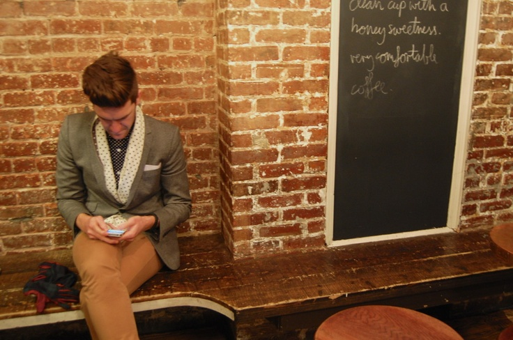 James Nord: CEO of Fohr Card, fashion photographer >> now on the wearhou.se blog!