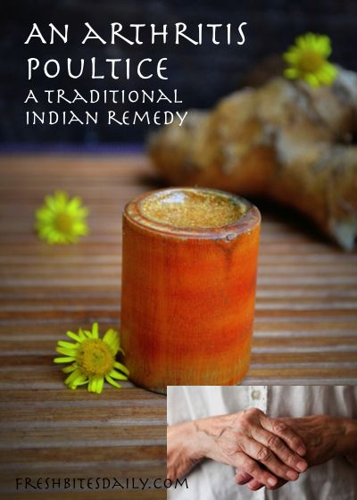A traditional Indian remedy for arthritis pain with pro-tips from India itself...