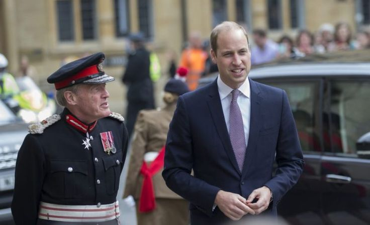 Prince William on shortlist for LGBT 'Straight Ally' award after Attitude mag cover • The Crown Chronicles