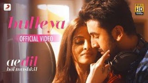 bulleya ae dil hai muskil video