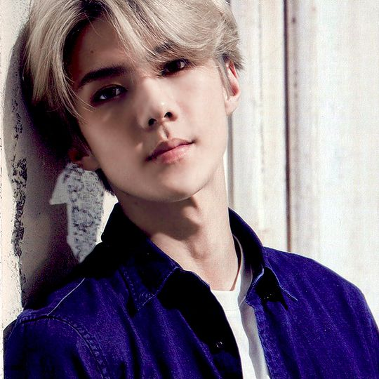 exo x love me right ~romantic universe~ x outdoor - sehun