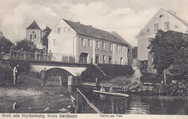 Nordenburg, Kreis Gerdauen  https://www.facebook.com/lostprussia/photos/a.618709111536664.1073741885.517377898336453/773191029421804/?type=1