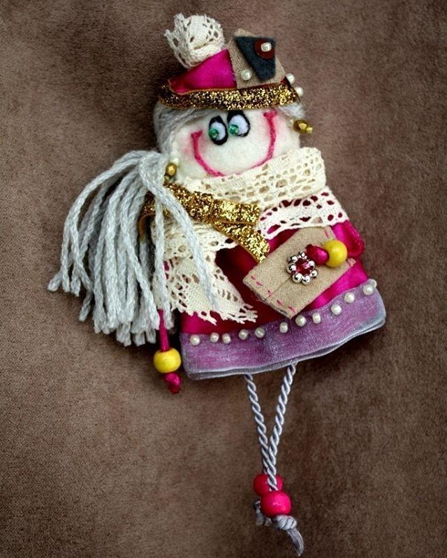 #jewelry #fashion #brooch #doll #bijoux #instagram #handmadejewelry…