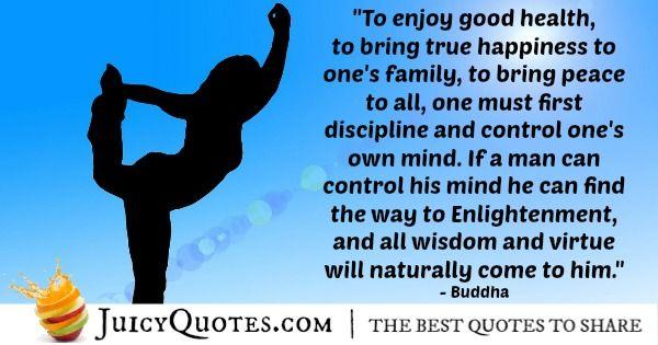 Buddha Quote - 4