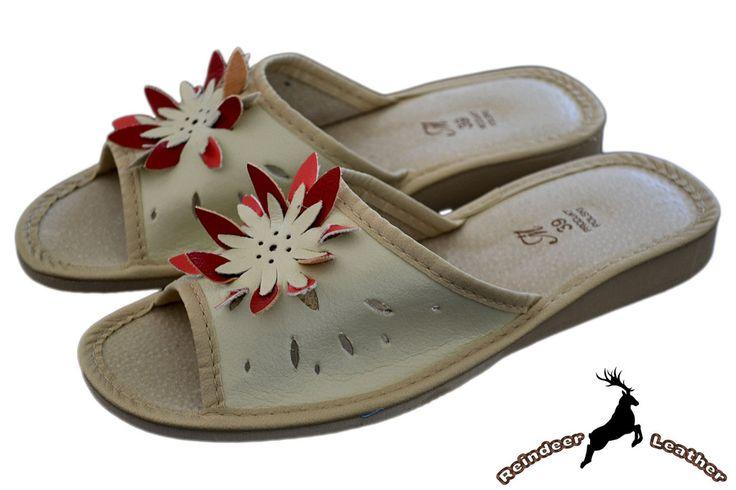 Dahlia Traditional Open Toe Slide