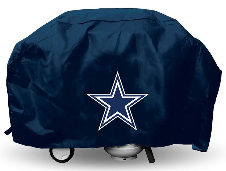 Dallas Cowboys Grill Cover Deluxe - Logo Only