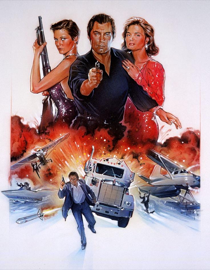 James Bond 007 Artwork - 'Licence To Kill'