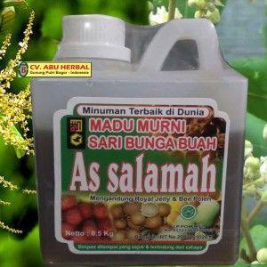 Madu Buah Assalamah 0,5kg | CV.ABU HERBAL