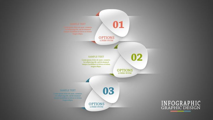Photoshop Tutorial Infographic Clean And Minimalist Options Banner