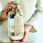 11 Home-made Christmas Gifts!! Quick bread in a bottle!  <3