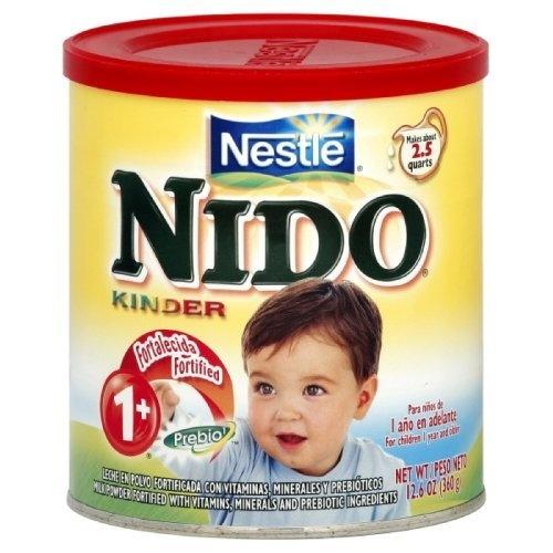 Nestle Nido Milk Powder Age 1 With Prebiotic Ingredients