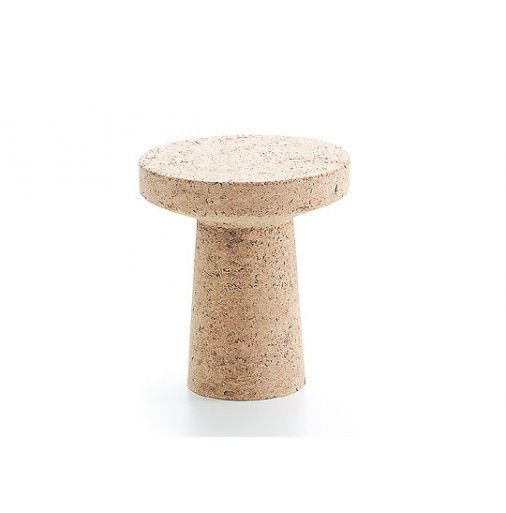 Vitra Cork Stools. Also Made In A Side Table Height. Iconic Material, Smart
