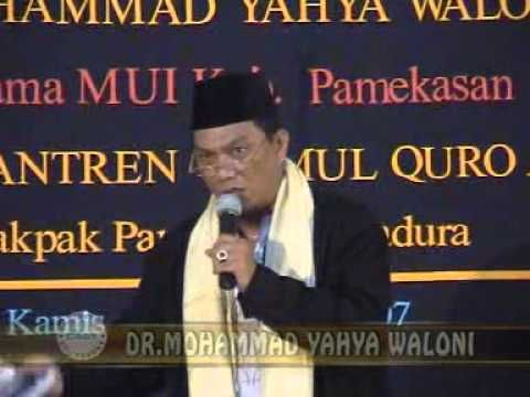 Lando Alor - Ceramah Pendeta Masuk Islam ( Ust. Moh.Yahya Walomi ) - YouTube