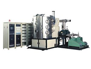 glass mosai tiles silver silver color vacuum coating machine