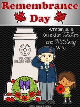 This is a comprehensive Remembrance Day unit to use with students from Grade 1-3. As a former soldier and current military wife, Remembrance Day is something I care deeply about. In the past I have struggled to find suitable teaching resources for younger grades.