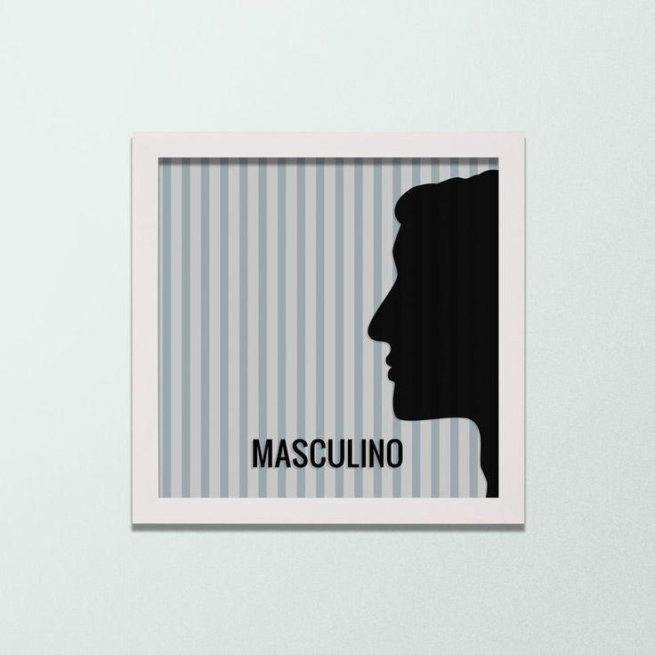 As 25 melhores ideias de Loja Masculina no Pinterest  Loja roupa masculina,  -> Homens Banheiro Feminino