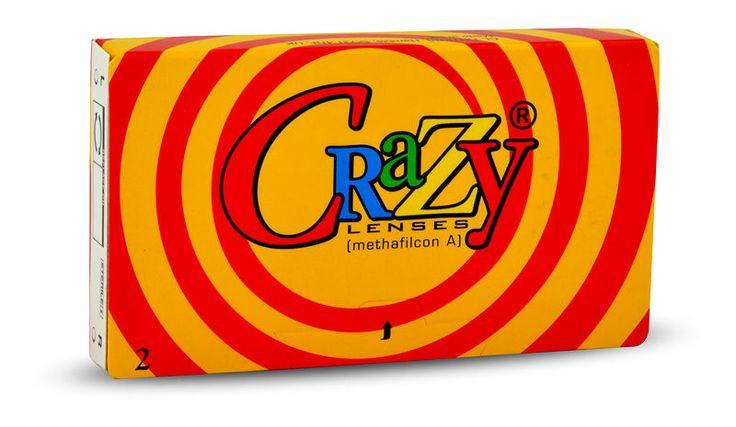 Crazy Lenses fra Lensstore. Om denne nettbutikken: http://nettbutikknytt.no/lensstore/