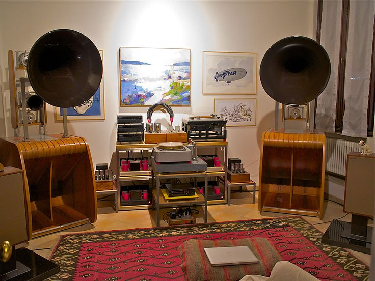 'GOTOrama system' - each is an ELODIS AUDIO