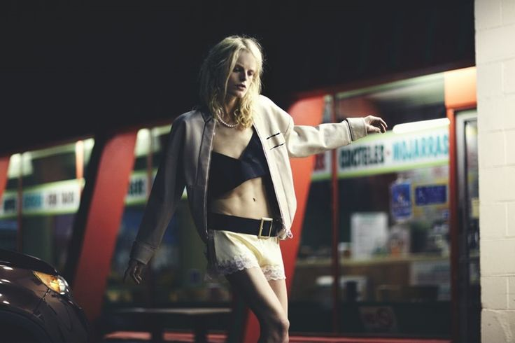 """before you kill us all: EDITORIAL Interview Magazine June/July 2013 """"Night Moves"""" Feat. Hanne Gaby Odiele by Gregory Harris"""