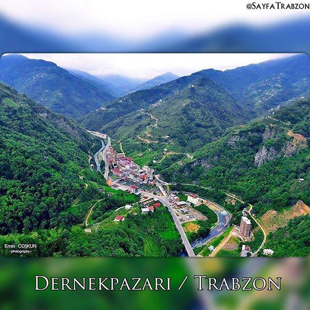 Dernekpazarı, Trabzon ⛵ Eastern Blacksea Region of Turkey ⚓ Östliche Schwarzmeerregion der Türkei #karadeniz #doğukaradeniz #trabzon #طرابزون #ტრაპიზონი #travel #city #nature #landscape #ecotourism #mythological #colchis #thegoldenfleece #thecolchiandragon #amazonwarriors #tzaniti (Photographer: Emin Coşkun)