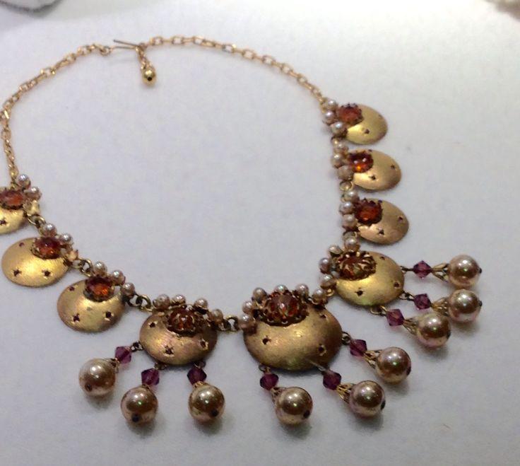 Necklace - 1950 Ornellabijoux