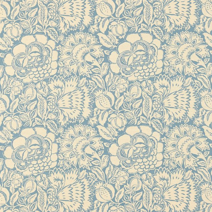 Sanderson - Traditional to contemporary, high quality designer fabrics and wallpapers | Products | British/UK Fabric and Wallpapers | Poppy Damask (DSOH225346) | Sojourn Prints & Embroideries