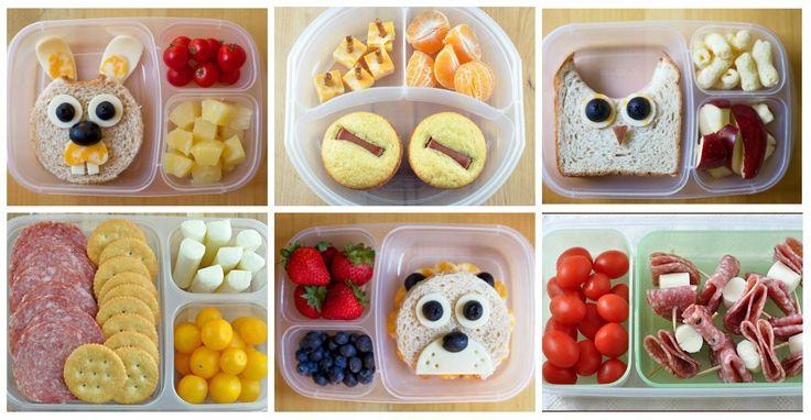 Ideas para preparar la merienda o desayuno sano y saludable para nuestros niños y niñas  – Ideas