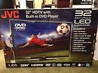 "JVC LT-32DE73 32"" LED HDTV w/ Built In DVD Player! Brand New, In Factory Box!! - http://oddauctions.net/giant-televisions/jvc-lt-32de73-32-led-hdtv-w-built-in-dvd-player-brand-new-in-factory-box/"