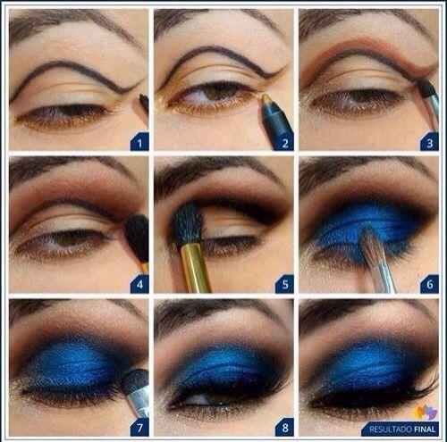 Great Blue Eyes