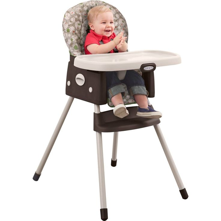 Graco High Chair Attaches To Table