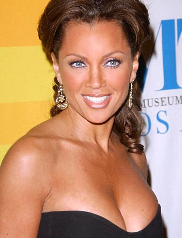 Vanessa Williams  The female Sammy Davis Jr
