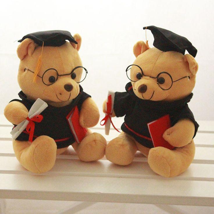 $35.58 (Buy here: https://alitems.com/g/1e8d114494ebda23ff8b16525dc3e8/?i=5&ulp=https%3A%2F%2Fwww.aliexpress.com%2Fitem%2FTeddy-Bear-Dr-Dai-Mao-Bear-Graduation-Bear-dolls-plush-toys-graduation-gifts%2F1809101937.html ) Teddy Bear, Dr. Dai Mao Bear, Graduation Bear dolls, plush toys, graduation gifts for just $35.58