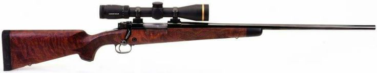 Winchester's super grade model 70