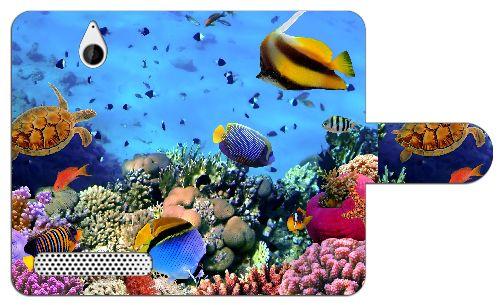 Sony Xperia E1 Uniek Design Hoesje Vissen  Sony Xperia E1 uniek vissen design boekhoesje met opbergvakjes. Door dit beschermhoesje heb je geen krassen deukjes of andere mogelijke beschadigingen aan je telefoon. Het hoesje is gemaakt van hoge kwaliteit PU-leder en heeft een plastic case. Deze case is speciaal voor de Xperia E1 gemaakt zodat je toestel er veilig en stevig in past. In de case zijn uitsparingen gemaakt zodat alle knoppen en poorten van je telefoon altijd te gebruiken blijven. Zo…