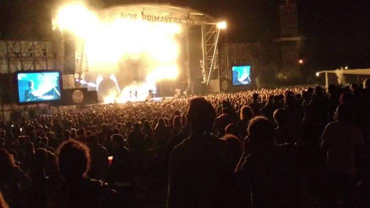 Moderat - A New Error @ Primavera Sound 2016 Porto