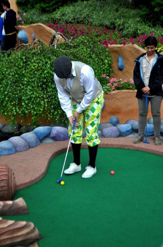 Goofy Golf Outfits By Thegolfclubatla 34 Sports Ideas To