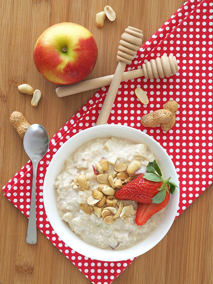 Apple, peanut and honey overnight oats, because starting your day with peanut butter is always a good idea. First of all, I should probably explain the name of this recipe. It should really be called 'Apple, Peanut and Honey Overnight Oats' – but I'm committed to sticking to a Valentine's Day theme this week. Besides, …