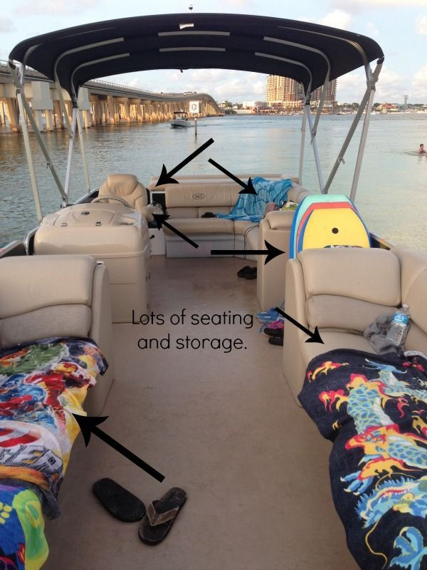 15 best images about Pontoon Boat Ideas on Pinterest   The boat, Vinyls and Boats