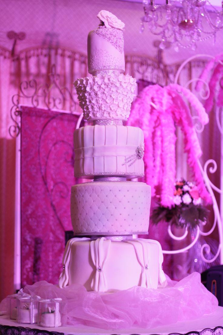 My Daughter S Debutante Cake 18th Birthday Cake Dylan S