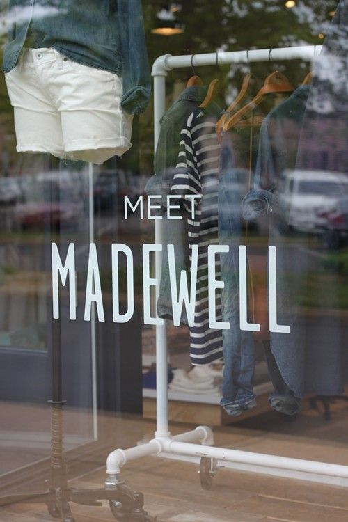 Madewell Store Now Open in Saddle Creek Shopping Center