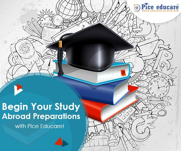 Wondering where to begin for #studyabroad? Pice Educare offers complete #guidance from #careercounselling to #VISA assistance & so on. Contact us @ http://www.piceeducare.com